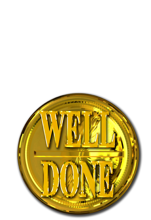 Well done Image